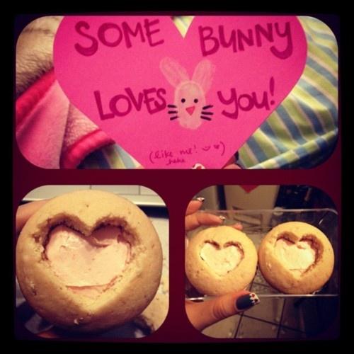 valentines card instagram