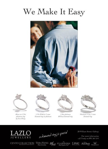 Engagement Rings Facebook Ad