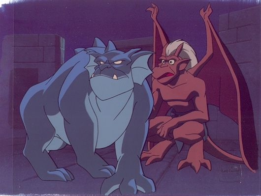 gargoyles tv show | Bronx & Brooklyn