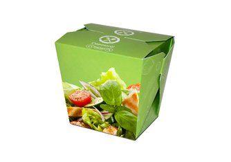 Бумажная упаковка для суши, фаст фуда, еды - картонные коробки для китайской еды на вынос, лапши