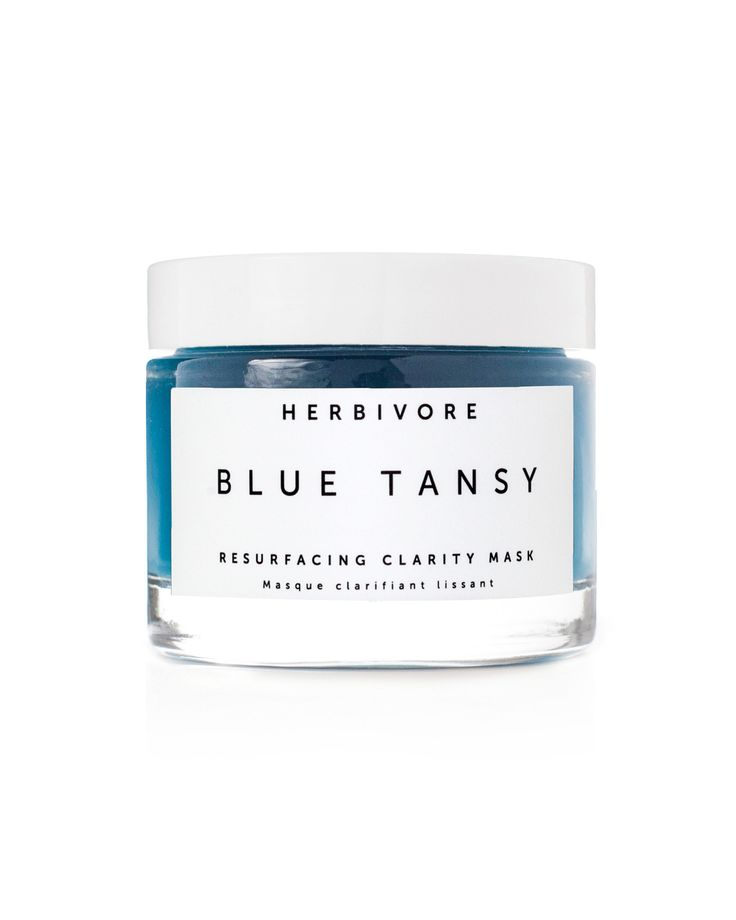 Blue Tansy oil, fruit enzymes, and White Willow Bark combine in this gently resurfacing and clarifying mask. Key Ingredients White Willow Bark: A natural beta hydroxy (BHA), it is high in salicylic ac