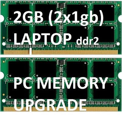2gb = 2 x 1gb #laptop #memory ddr2 ram notebook acer #aspire one 1 zg5  a110  a15,  View more on the LINK: http://www.zeppy.io/product/gb/2/161512784048/