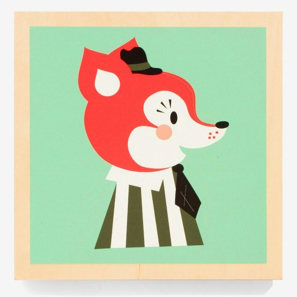 Mr. Frank Fox from ferm living so cute..., inspired by design3000
