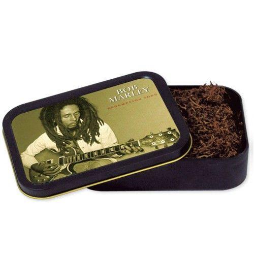 Boite en Métal Bob Marley Guitar
