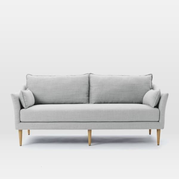 Reviewed The Most Comfortable Sofas At West Elm Sofa