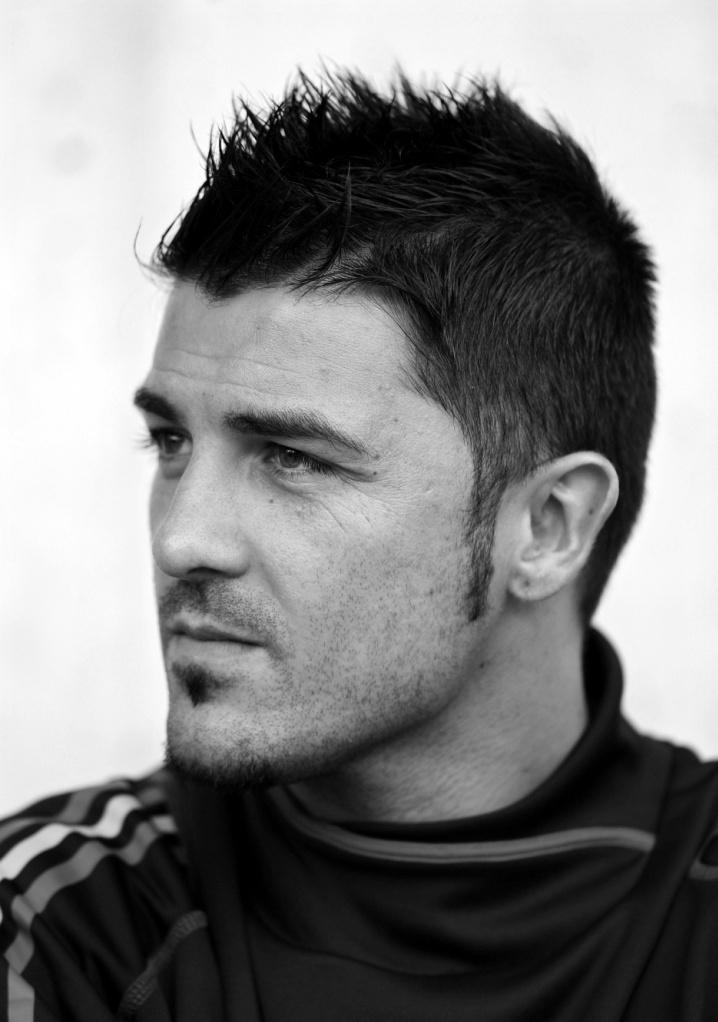 David Villa- hairspiration