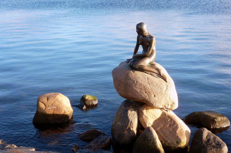 Den Lille Havfrue - [*** Copenhagen, Denmark ***] | Flickr - Photo Sharing! https://www.flickr.com/photos/andreamoscato/11623069364/