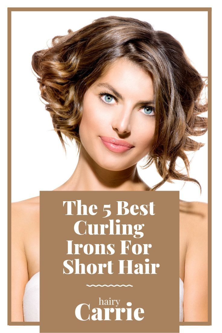 What S Up Girls Today We Are Looking At The Best Curling Irons For Short Hair We Looked At 100 S Curling Iron Short Hair Good Curling Irons Short Hair Styles