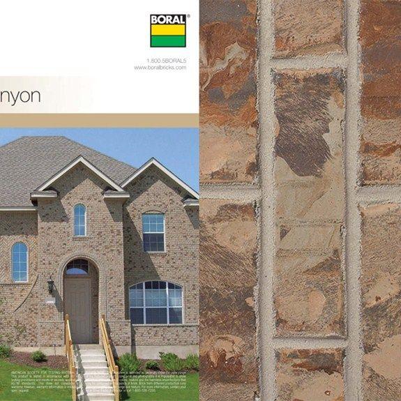 130.0854 - Union City Collection - Residential - Bricks - Boral USA