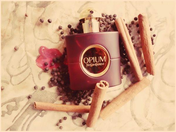 Kolekcje perfum Czytelników - Madlen, YSL Opium