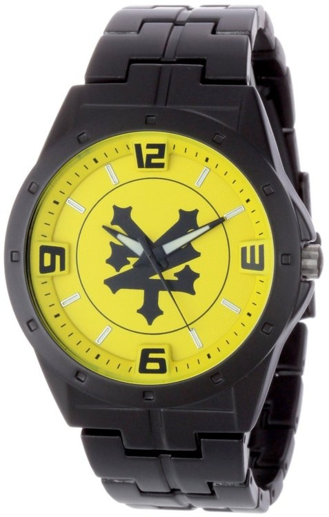 Zoo York Men's ZY1008 Spring 2011 Matte Black Round Analog Case Watch