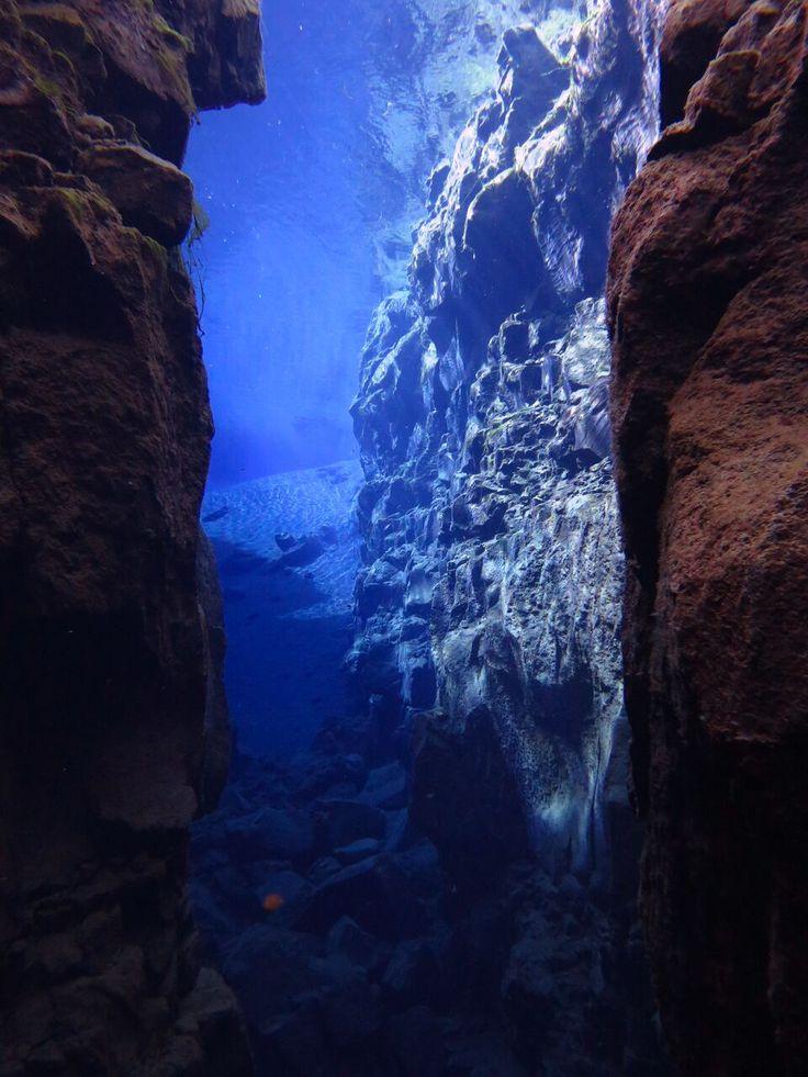 Silfra Fissure - Iceland
