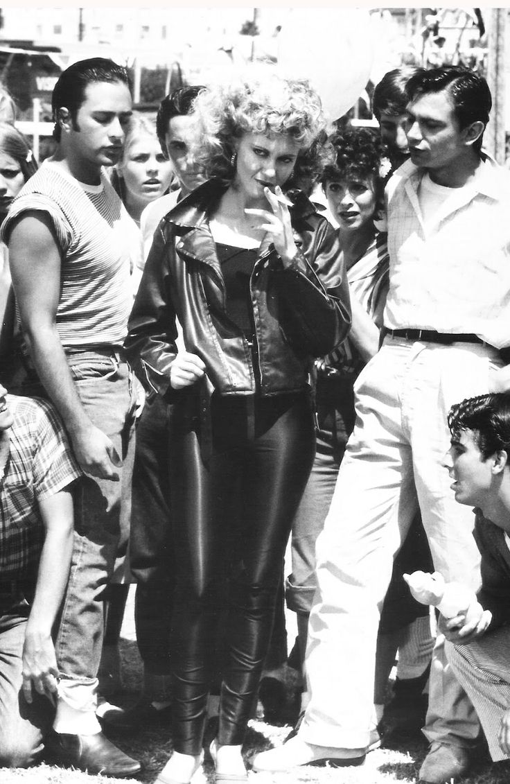Grease!  If only I can go back to the day that I saw this movie for the first time!!    Aline. ♥