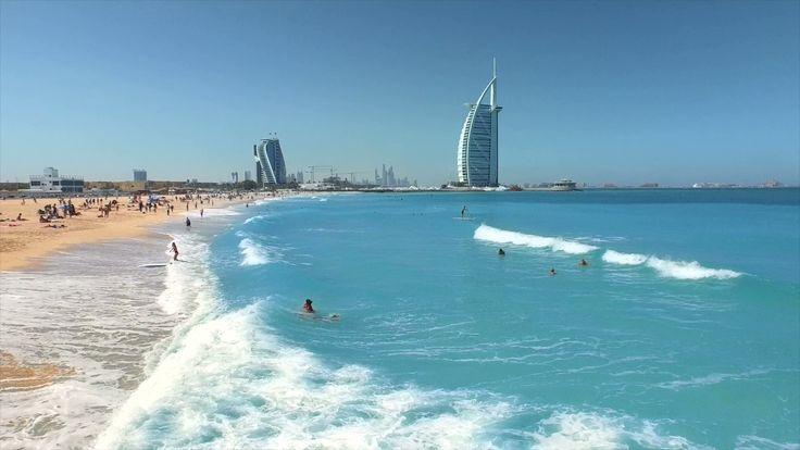 Jumeirah Beach | 8 Dubai Tourist Attractions That Will Take Away Your Breath