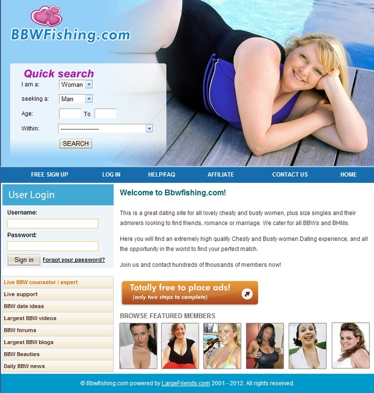 Find BBW - Free BBW Dating Site to Quickly Find BBW