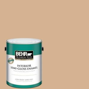 Behr Home Decorators Collection behr premium plus ultra home decorators collection Behr Premium Plus 1 Gal Home Decorators Collection Creme De Caramel Semi Gloss