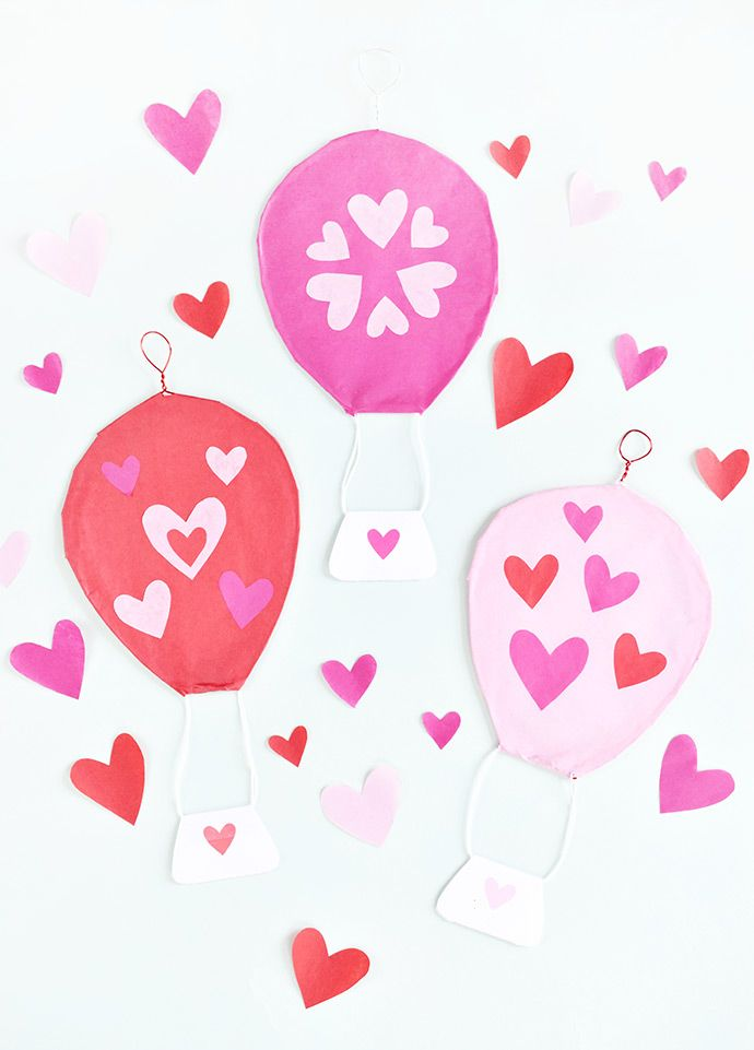 51 best Valentine\'s Day Crafts + Recipes images on Pinterest