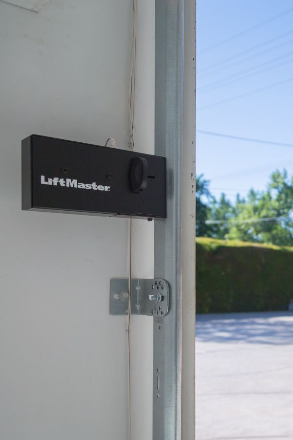 Secure your garage door automatically every time it closes.  For complete security that you can hear.