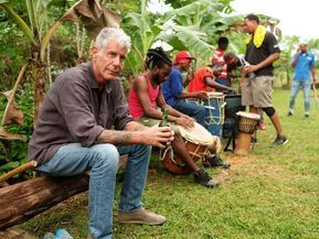 The Best Lines From Anthony Bourdain 'Parts Unknown' in Trinidad - Eater