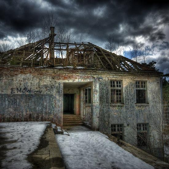 Zofiówka Asylum, Otwock, Poland (6)