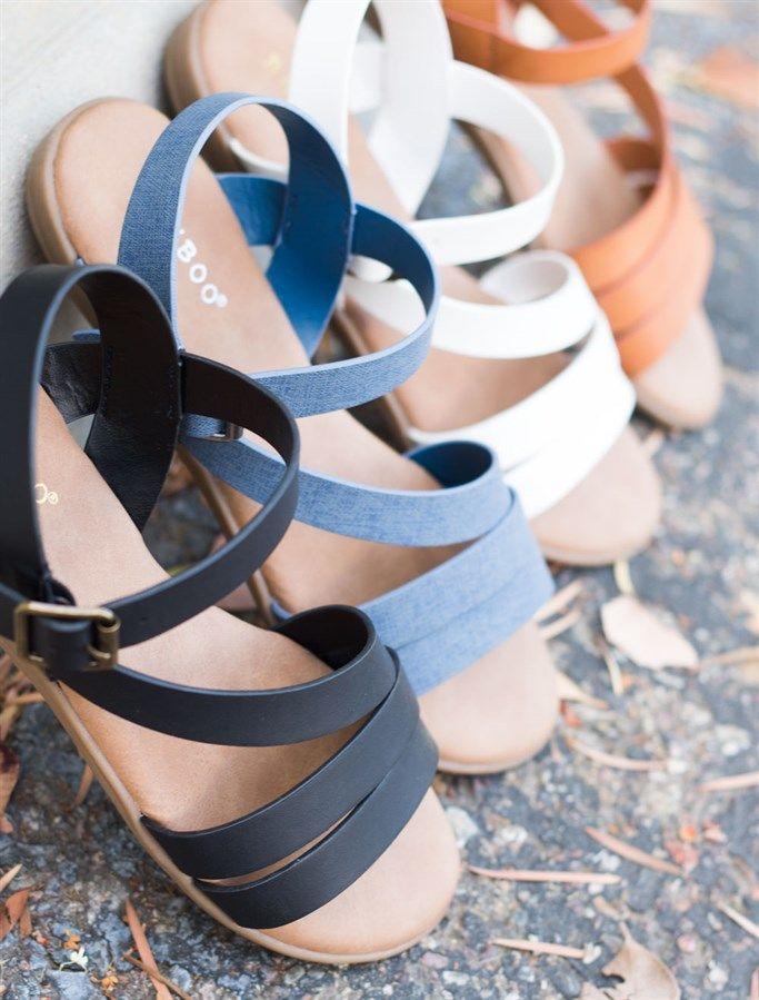 Comfy Open Toe Sandals