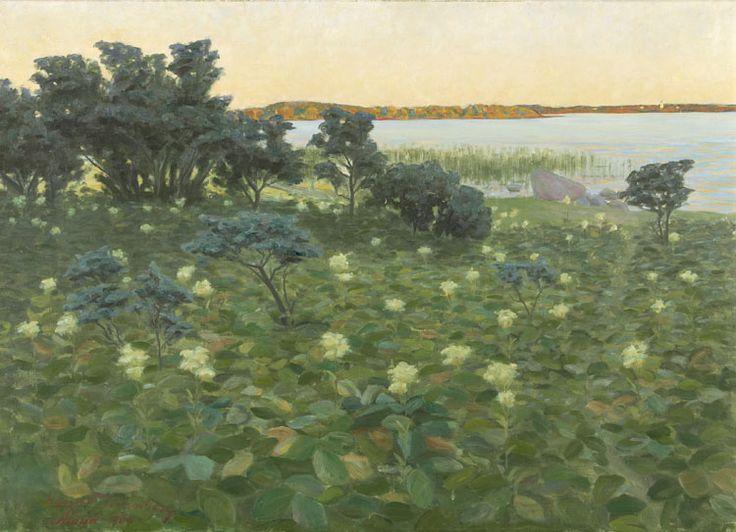 Hanna Rönnberg Ahvenanmaa, 1900 Önningebyn museo