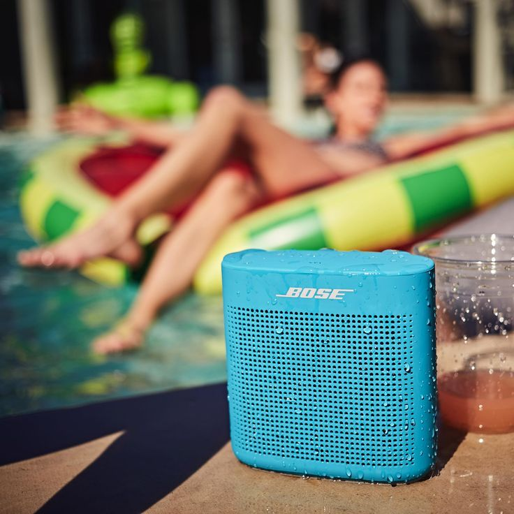 Bose SoundLink Color Bluetooth speaker II aqua  SHOP ONLINE: https://www.purelifestyle.be/technology/sound/luidsprekers/bluetooth/bose-soundlink-color-bluetooth-speaker-ii-aqua.html