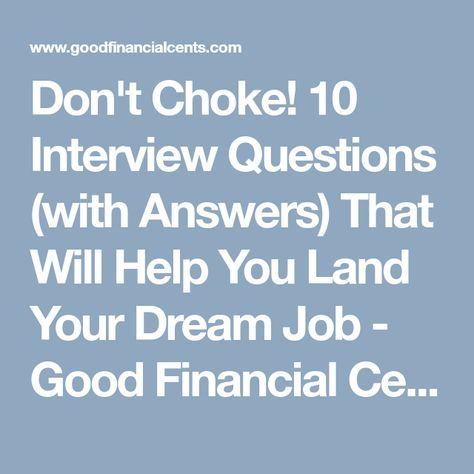 The 25+ best Questions with answers ideas on Pinterest Interview - sample resume questions