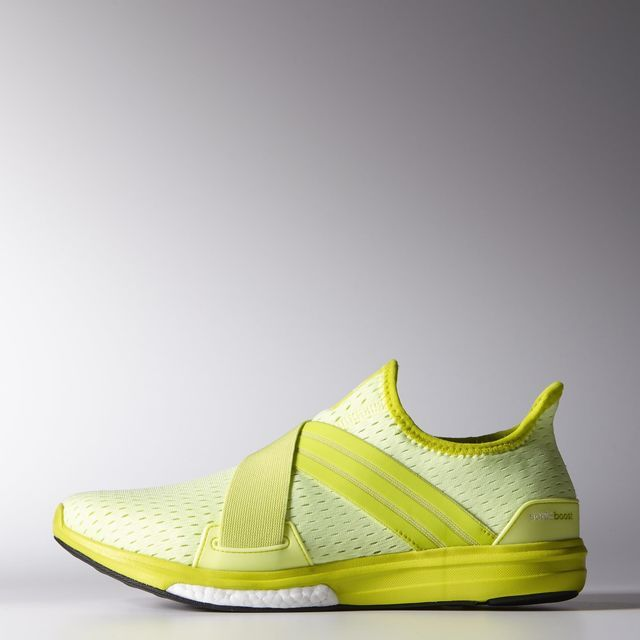 adidas Climachill Sonic Boost AL Shoes - Yellow   adidas US