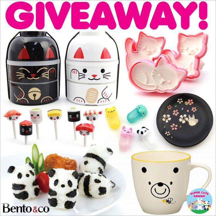 Bentoandco $50 Gift Cards Giveaway