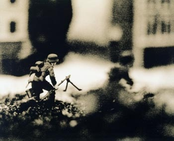 David Levinthal 'Hitler Moves East 1975-77)