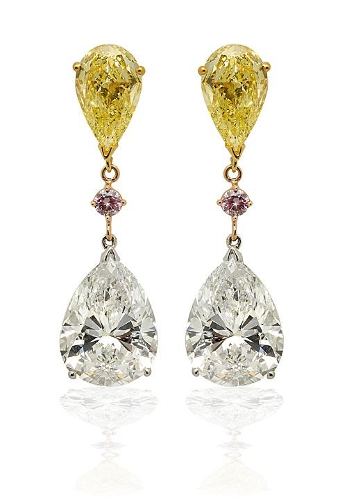 Some dangly diamond earrings would be nice!  #scoresense #diamonds #jewelry #valentines