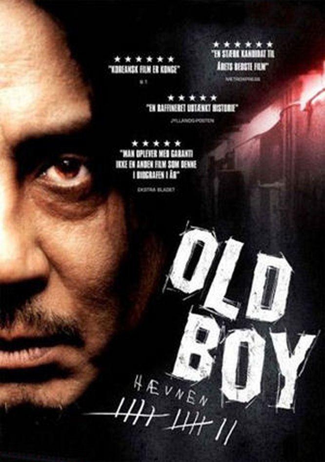 Oldboy (2003) Oldboy-2013