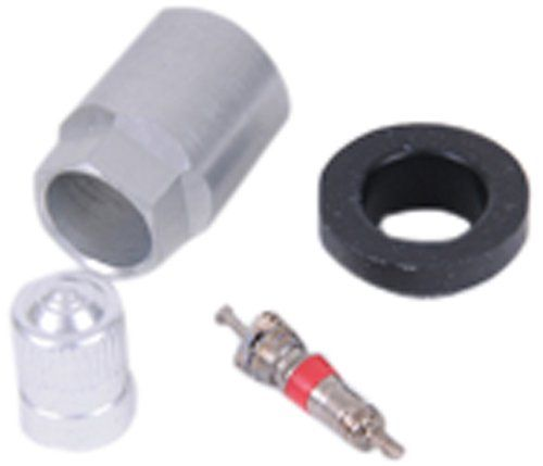 ACDelco 19117460 GM Original Equipment Tire Pressure Monitoring System (TPMS) Valve Kit with Cap, Core, Grommet, and Nut. For product info go to:  https://www.caraccessoriesonlinemarket.com/acdelco-19117460-gm-original-equipment-tire-pressure-monitoring-system-tpms-valve-kit-with-cap-core-grommet-and-nut/