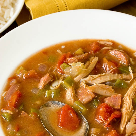 Vegetable Soup with Herb Dumplings, Cuban Black Bean Soup, Chicken Gu ...