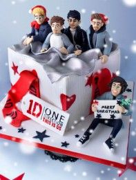 One Direction cake - One Direction cake