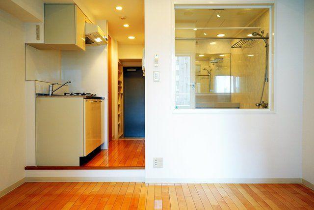 小さなポテンシャル 203号室(東京都中央区) | 東京、神奈川、千葉、埼玉のリノベーション・デザイナーズ賃貸ならグッドルーム[goodroom]