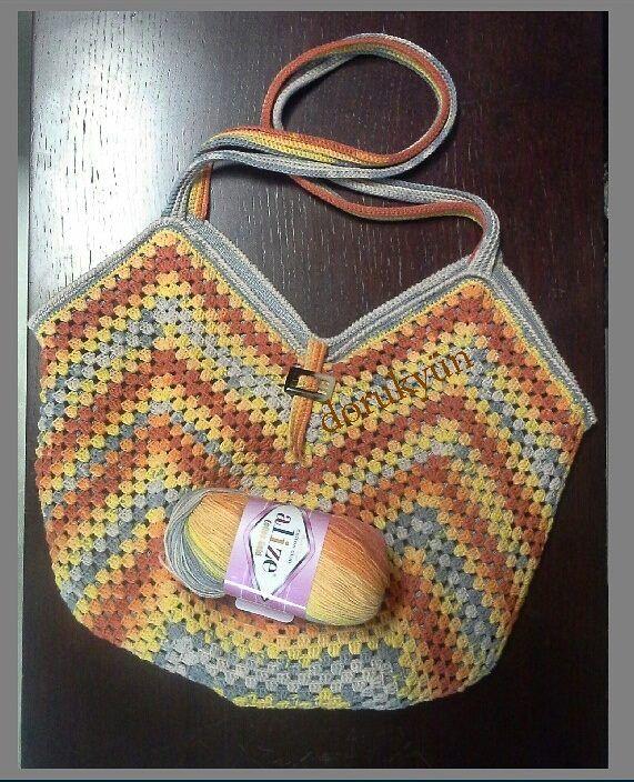 Alize Cotton Gold Batik ile olgun bir yaşın görgüsünü ve zevkini bir çantada birleştiren Sevgili Mürüvet Hanımın elleri dert görmesin. Paylaşmamıza olanak tanıdığı için teşekkür ederiz.