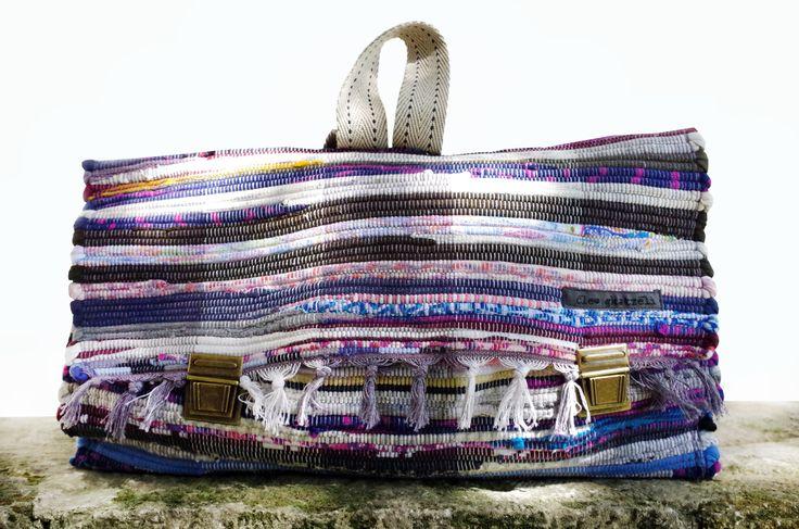 #kourelou #backpack #summer #boho #inspiration @ www.gkatzeli.com http://www.gkatzeli.com/product-category/beachwear/bags/
