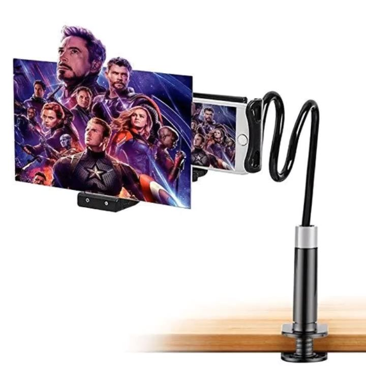 Shop Today>>60% OFF Mobile Phone HD Projection Bracket