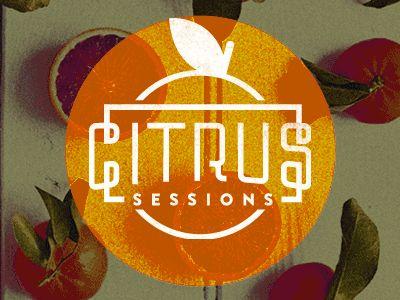 Citrus Sessions Logo by RJ Cassi
