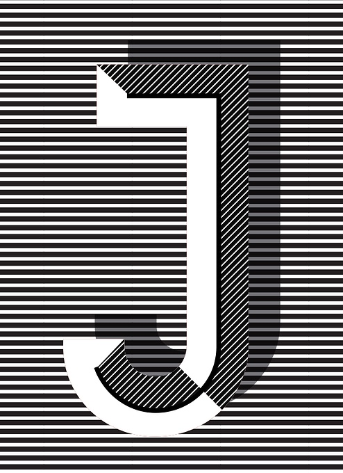 17 best images about letter j on pinterest typography typography alphabet and lettering