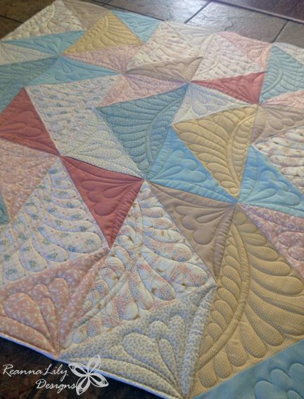 Quilting Patterns With Fat Quarters : Huge No-Waste Flying Geese with Fat Quarters Fat quarters, Design and Quilting