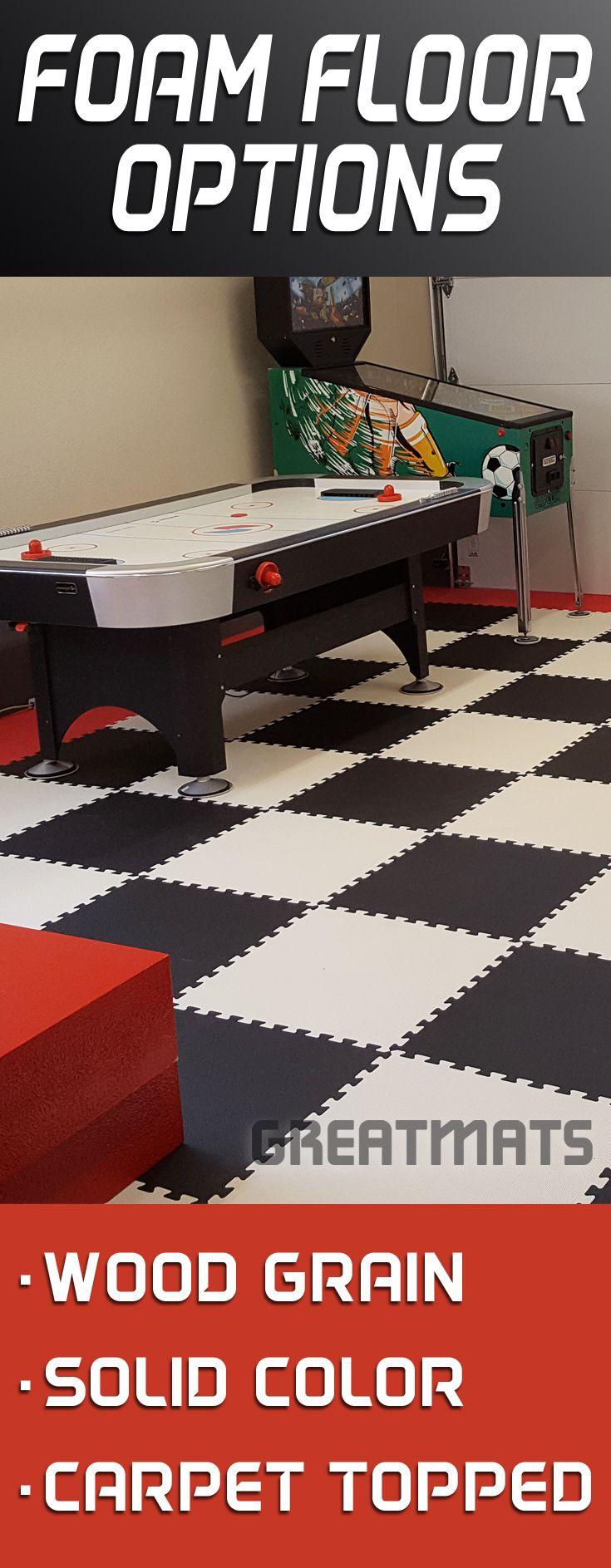 Lovely Basement Floor Mats