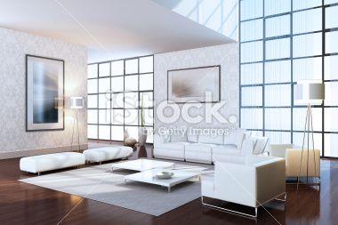 Luxury Interior Royalty Free Stock Photo