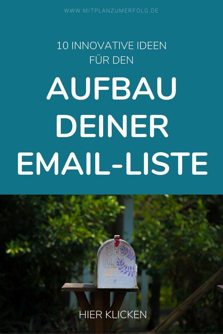 Abonnenten für Deine Emailliste zu finden ist DAS Ziel im Online-Marketing. Daher solltest Du es Besuchern extrem einfach machen, indem Du Deine Webseite auf diese spezielle Art optimierst.
