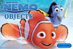 Sumérgete con Dory y Nemo en un juego de buscar y encontrar objetos escondidos. En el mar donde viven estos peces está muy sucio por culpa de la contaminación y nosotros vamos a buscar todos los objetos que estén causando daño en el mar. Tendrás que prestar mucha atención a la pantalla para encontrar los objetos escondidos. Tienes tres minutos para cumplir tu misión, de lo contrario tendrás que empezar de nuevo.