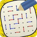 Download Dots and Boxes - Squares V 1.8.4:    This game is not good and not bad. It's somewhere in between    Here we provide Dots and Boxes – Squares V 1.8.4 for Android 2.3.2++ The classic Dots and Boxes game to remember childhood. Also known as Dots and Boxes, Boxes, Squares, Paddocks, Square-it, Dots and Dashes, Dots,...  #Apps #androidgame #HanArantes  #Board http://apkbot.com/apps/dots-and-boxes-squares-v-1-8-4.html