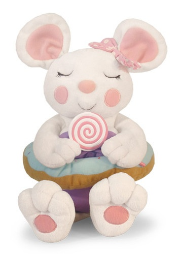 Cuddle Barn Animated Mouse Sweetie Singing How Sweet It Is To Be Loved PlushToy $28.00 Sold at Baby Family Gifts Ebay  #ebay #plushtoy #stuffedanimals #sing #kids #toy #gift #present #birthday