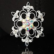 Beautiful Alloy And Rhinestone Brooches – AUD $ 5.39